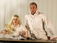 "Marit Krogeide and Christer Tornell in ""Twisted"". images/twistedfactory-6new.jpg"